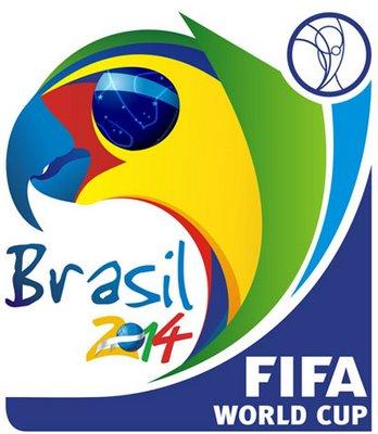 LOGO FIFA WORD CUP 2014 BRASIL